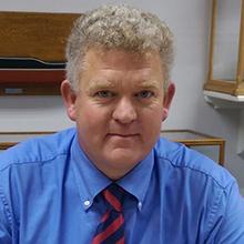 Tim Rix CBE