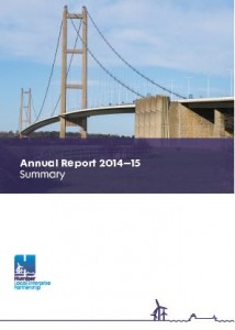Annual report 2014-15 summary
