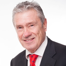 Dr Paul Sewell OBE