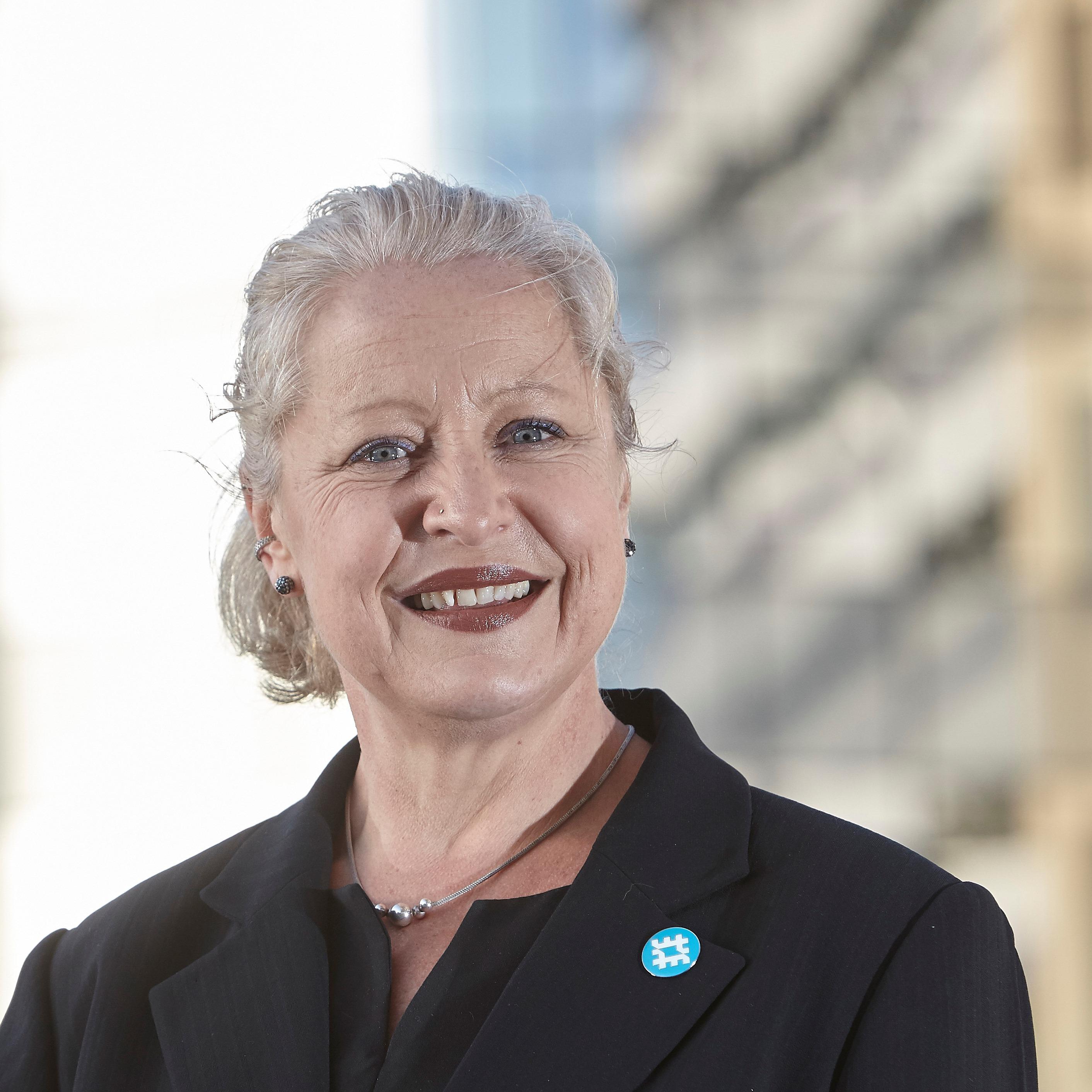 Professor Rebecca Huxley - Binns